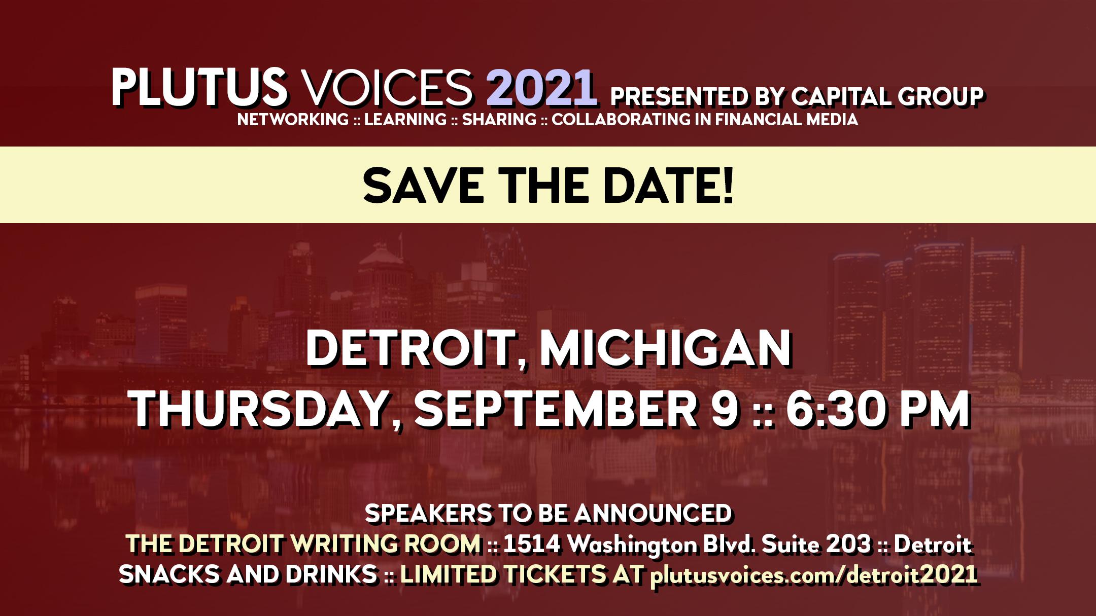 Plutus Voices 2021