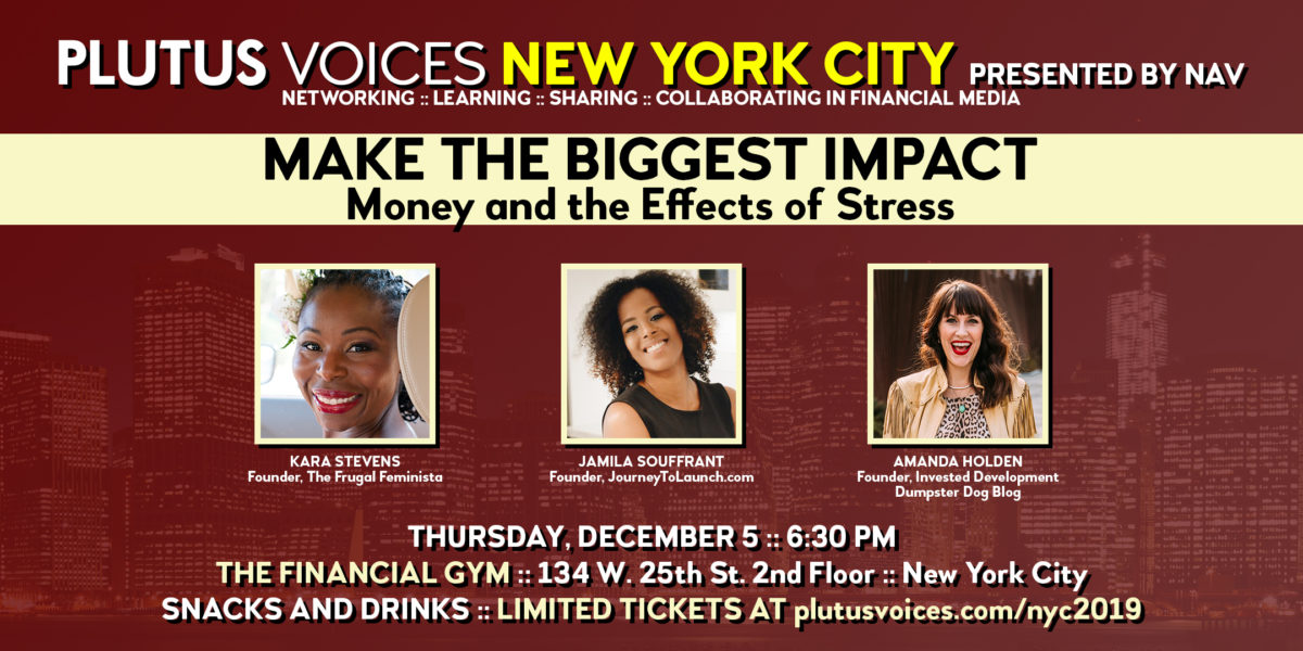 Plutus Voices NYC Announcement With Speakers